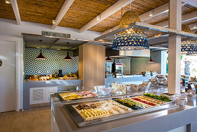 Hetitlehy Breakfast Buffet