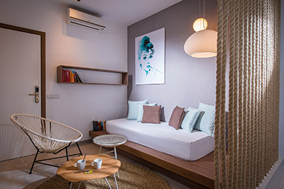 Superior Double Room Swim Up