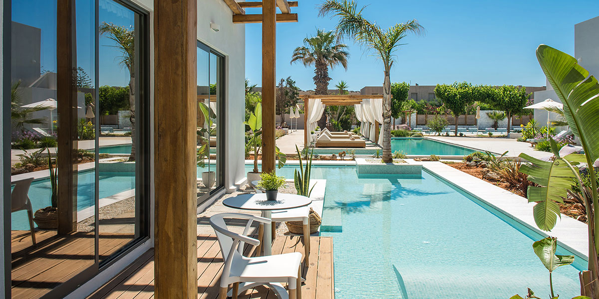 Double Wet Superior Room