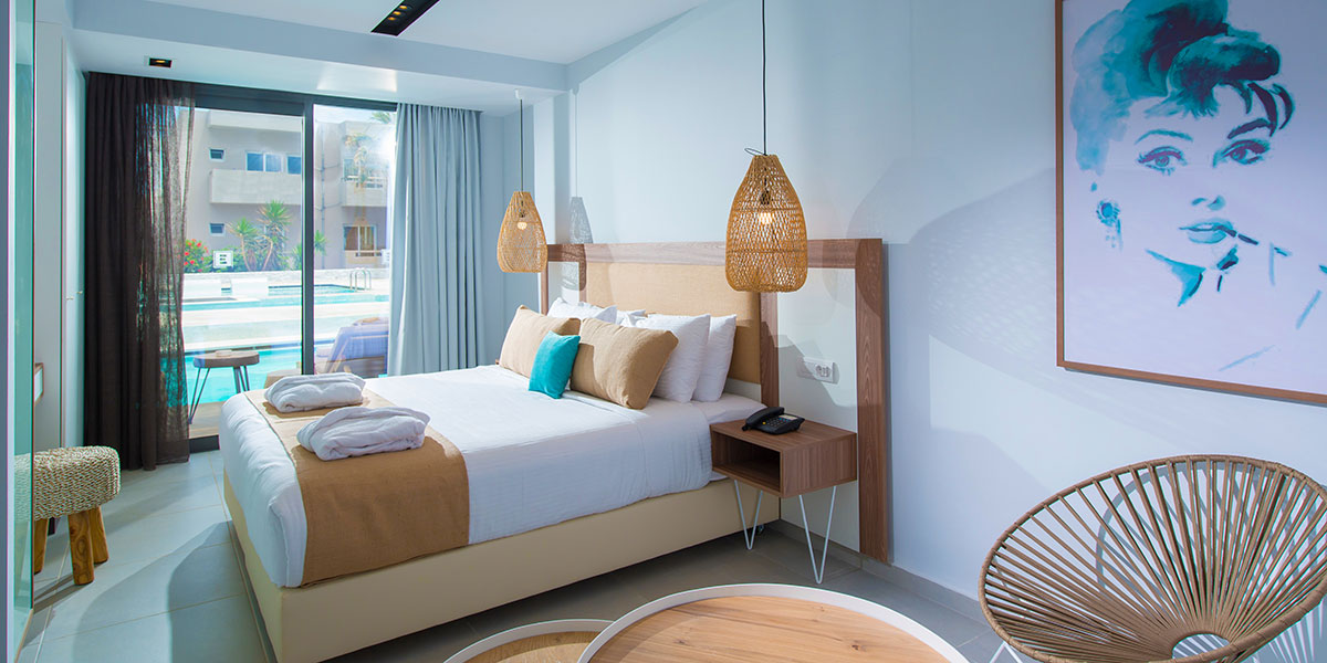 Junior Suite Swim Up